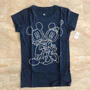 NEW! Disney Mickey & Minnie Shirt